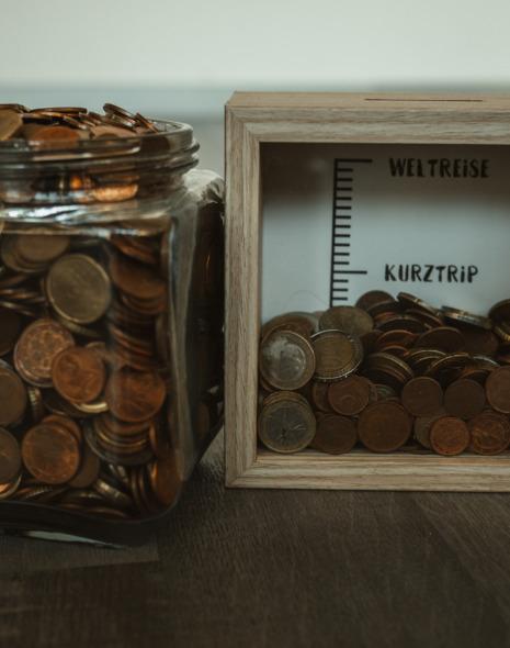 Finanzierung einer Weltreise